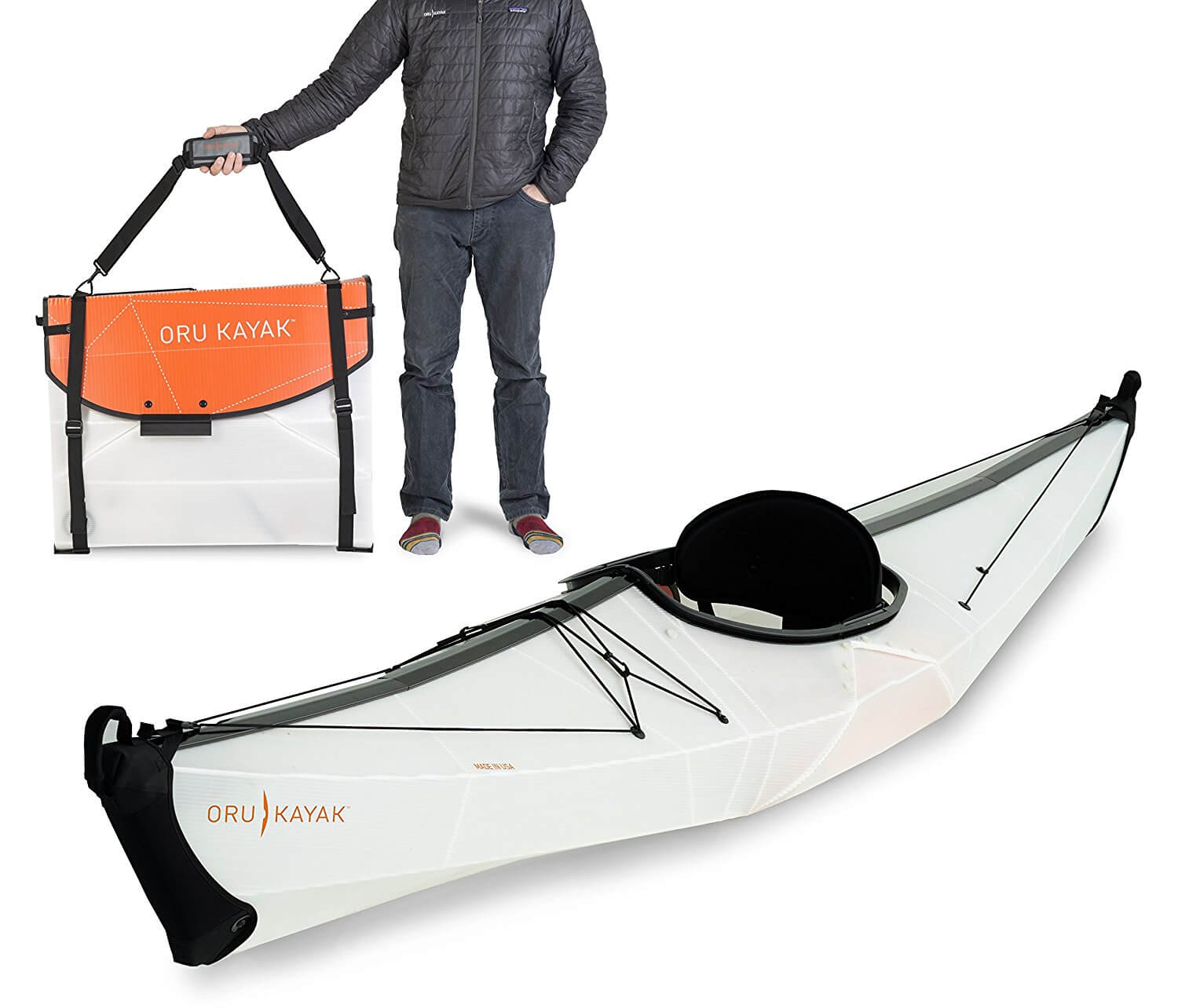 Oru Kayak BayST Folding Portable Lightweight Kayak review