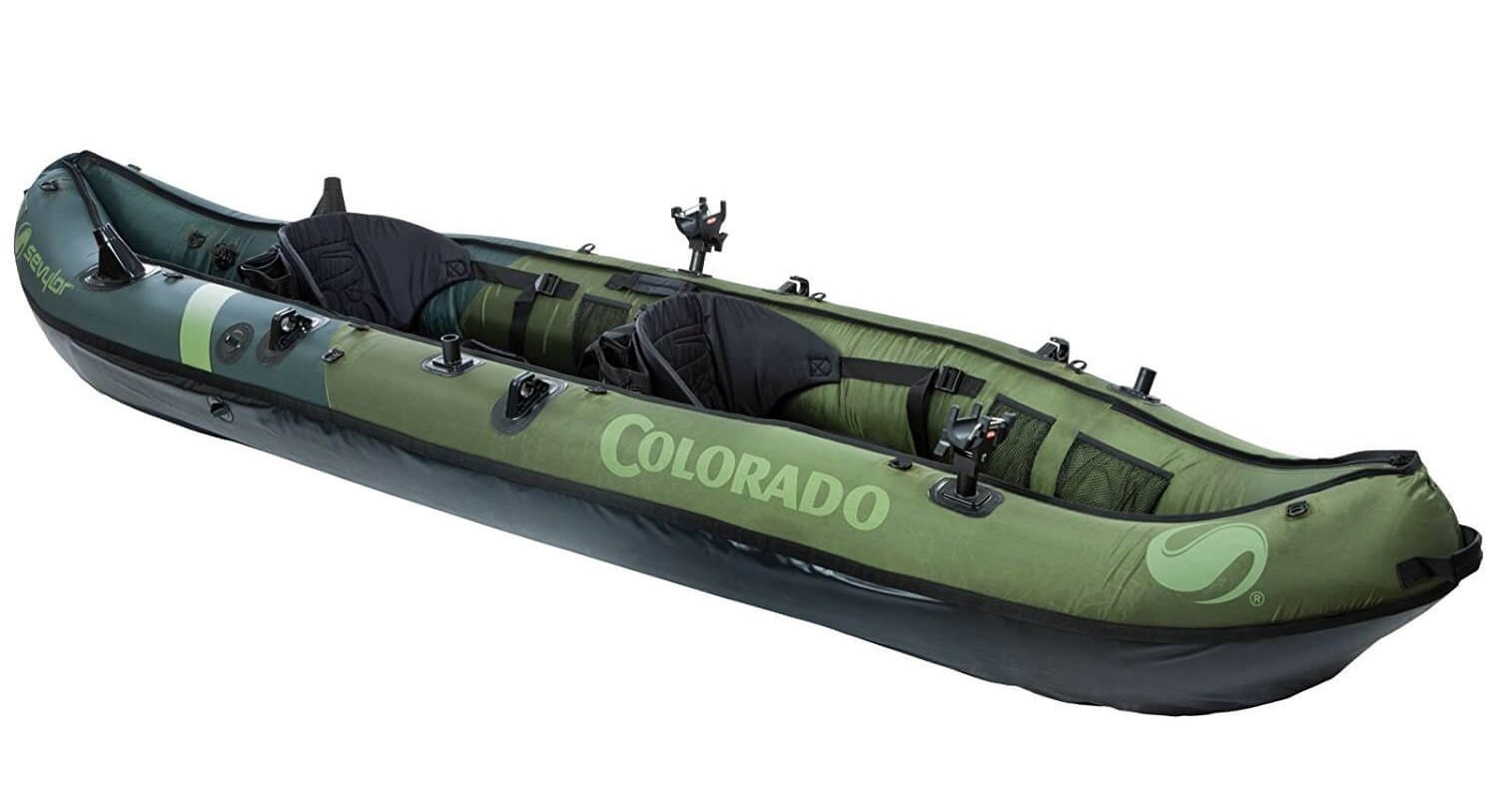 Best Inflatable Tandem Fishing Kayak