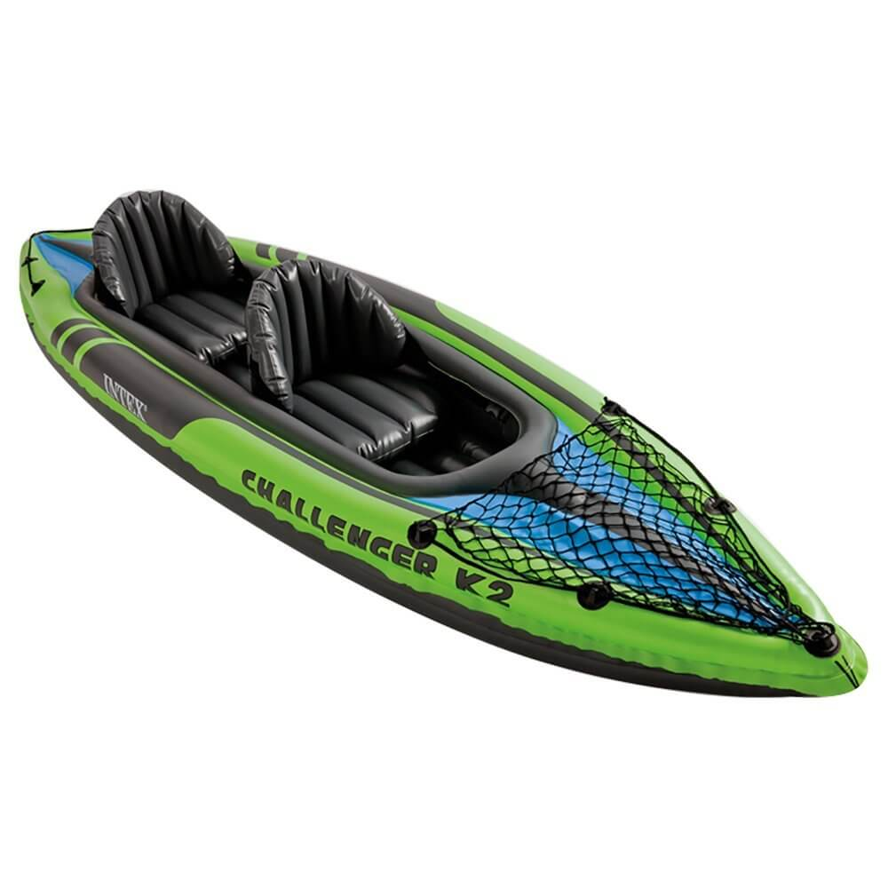 Intex Challenger K2 fishing kayak review