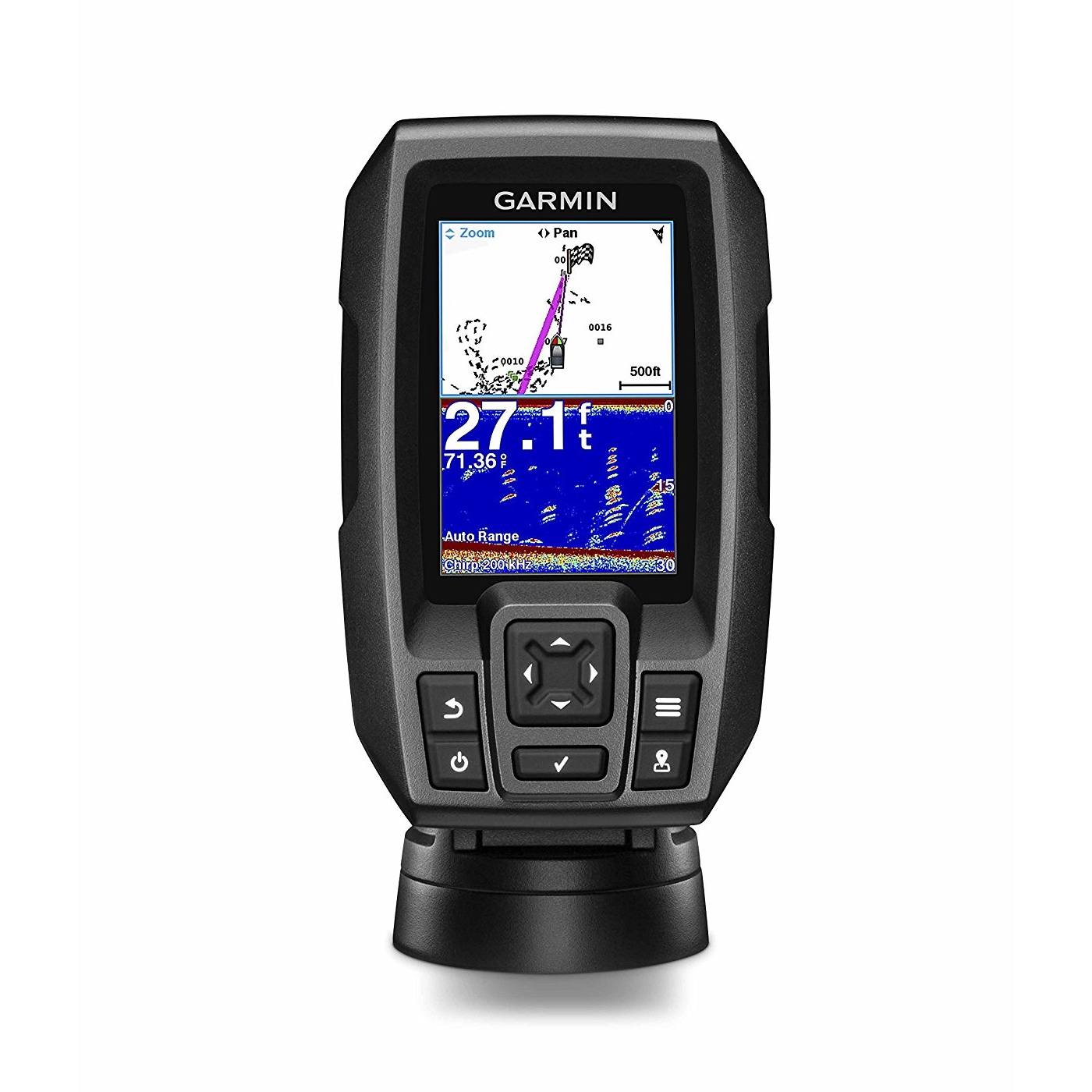garmin fish finder with GPS