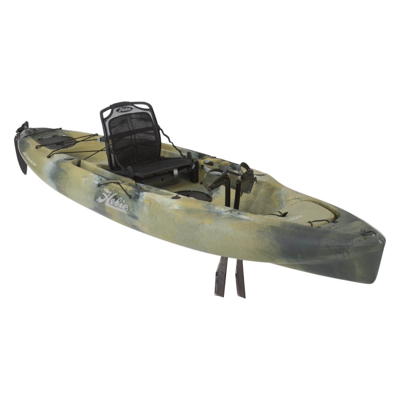 Mirage Outback fishing kayak