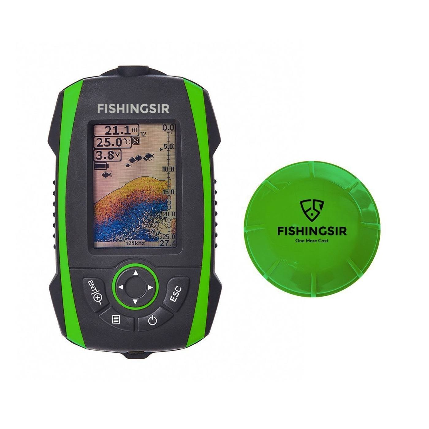 Wireless Portable Fish Finder Fishfinder with Sonar
