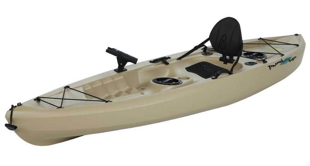 Lifetime Tamarak Sit-on-top fishing kayak