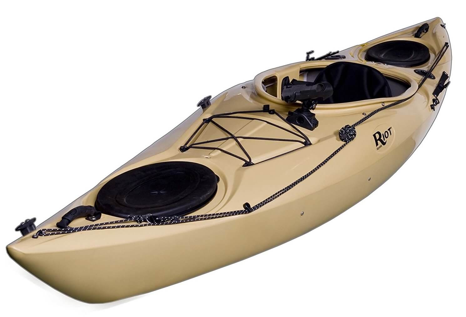 Riot Kayaks Enduro 12 Angler Fishing Kayak