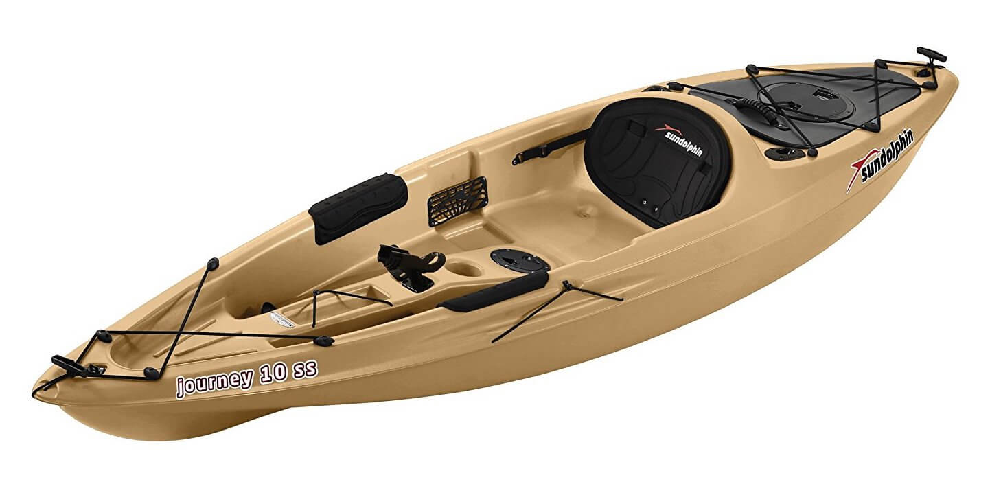 Sun Dolphin Journey 10 sit on top fishing kayak