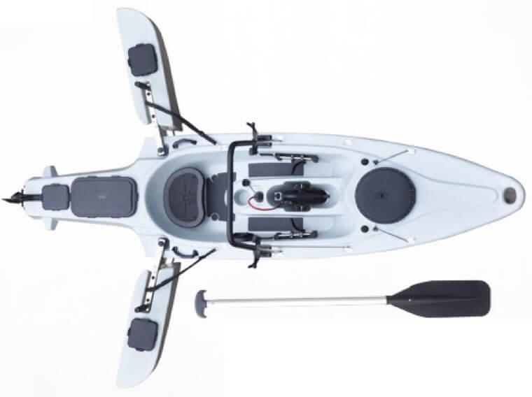Fissot fishing kayak review