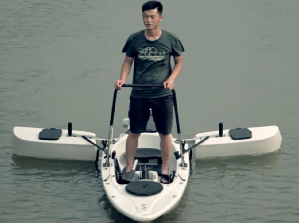 MFK003 Modular Fishing Kayak Review